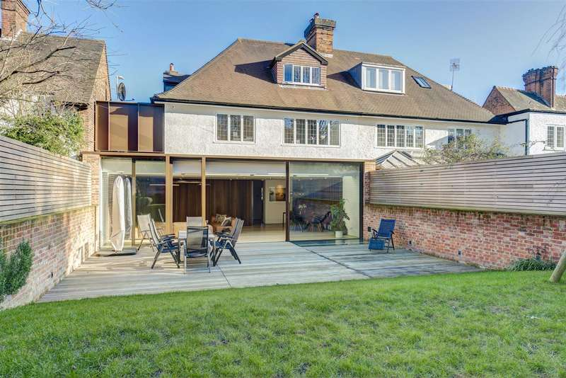6 Bedrooms House for rent in Lawn Road, Belsize Park, NW3