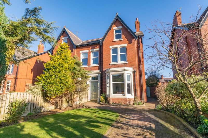 5 Bedrooms Semi Detached House for sale in Ansdell Road North, Ansdell, FY8