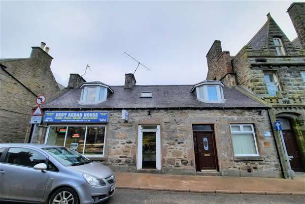 3 Bedrooms Terraced House for sale in Mid Street, Keith