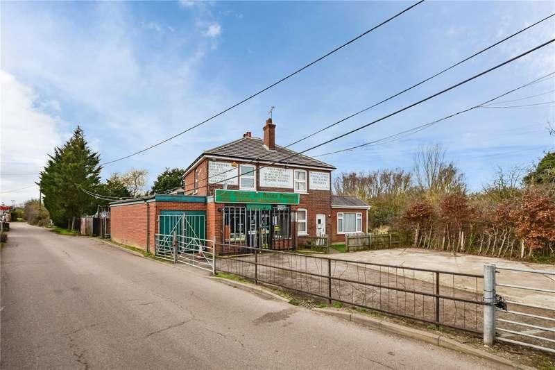 Land Commercial for sale in Hawk Lane, Battlesbridge, Wickford, SS11