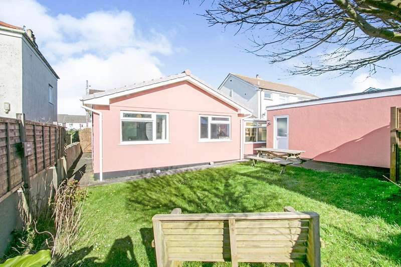 3 Bedrooms Detached Bungalow for sale in Tresdale Parc, Connor Downs, Hayle, Cornwall, TR27