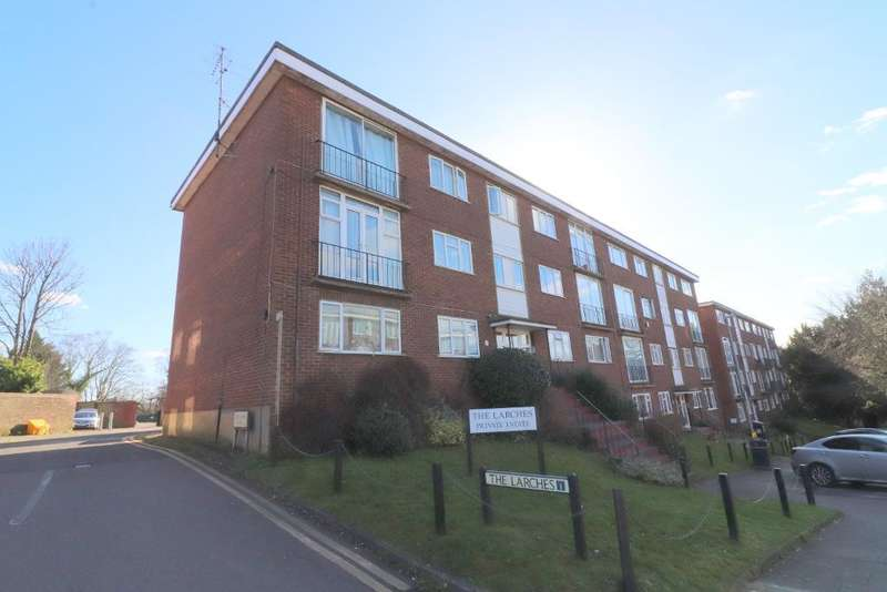 2 Bedrooms Flat for sale in The Larches, Luton, Bedfordshire, LU2 7PX