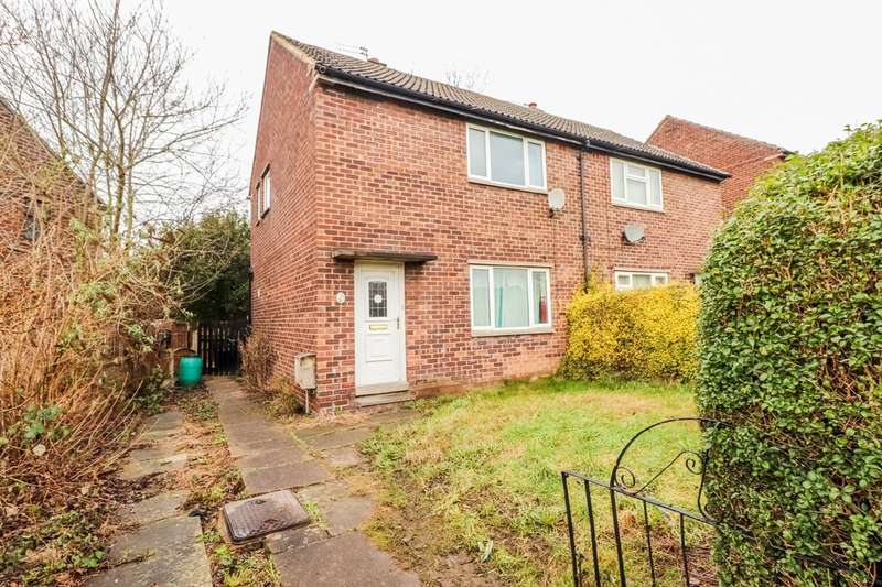 2 Bedrooms Terraced House for sale in Starbeck Road, Wakefield