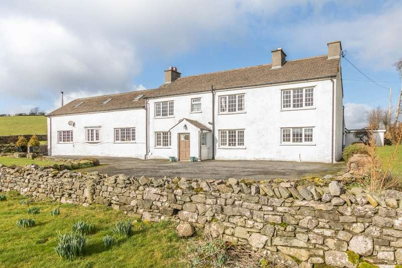 6 Bedrooms House for sale in Hornsbarrow, Lupton.