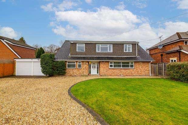 4 Bedrooms Detached House for sale in Kiln Ride, Finchampstead, Wokingham