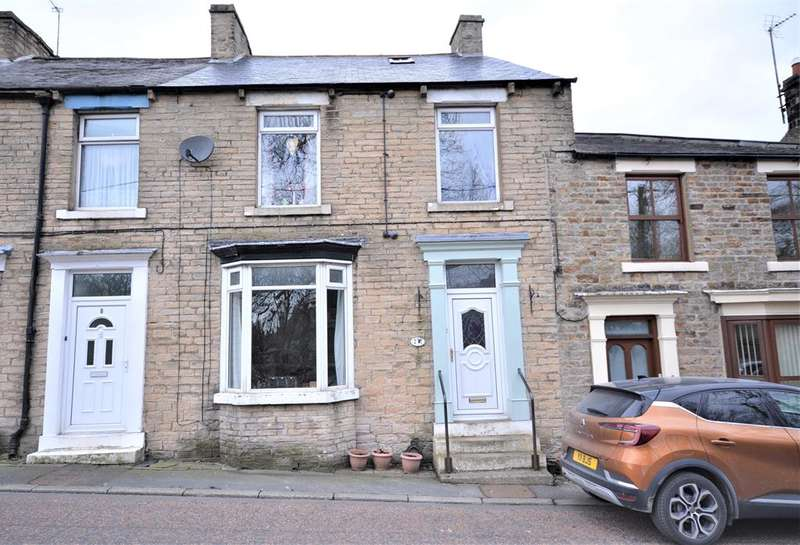 4 Bedrooms Terraced House for sale in Rose Terrace, Middleton-in-Teesdale, Barnard Castle, DL12 0QL