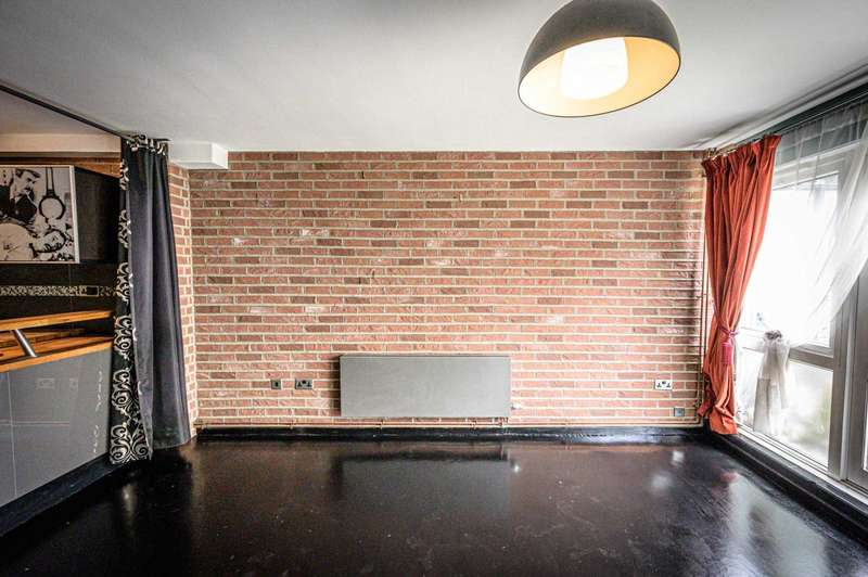 2 Bedrooms Flat for sale in Churchway, Euston