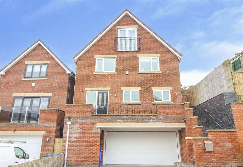 5 Bedrooms Detached House for sale in Poplar Avenue, Sandiacre, Nottingham