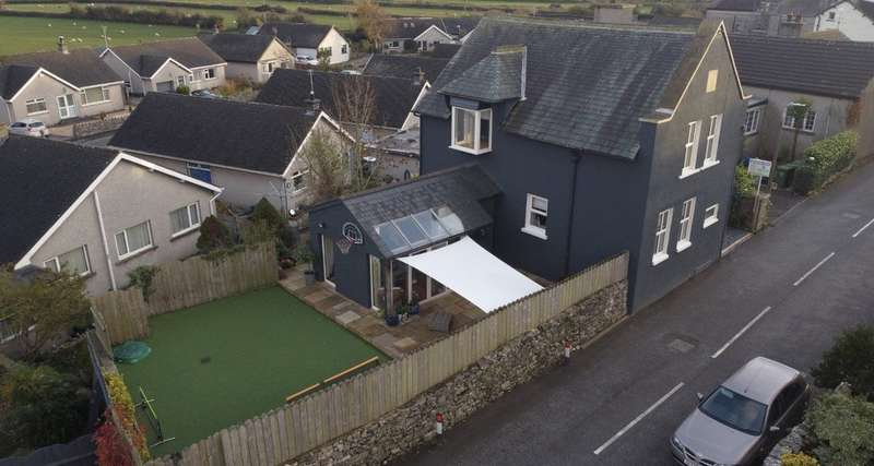 4 Bedrooms Detached House for sale in Little Urswick, Ulverston