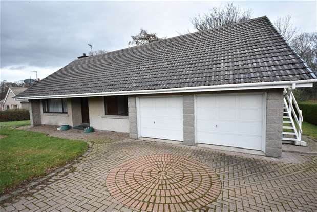 3 Bedrooms Detached House for sale in Woodside Road, Fochabers