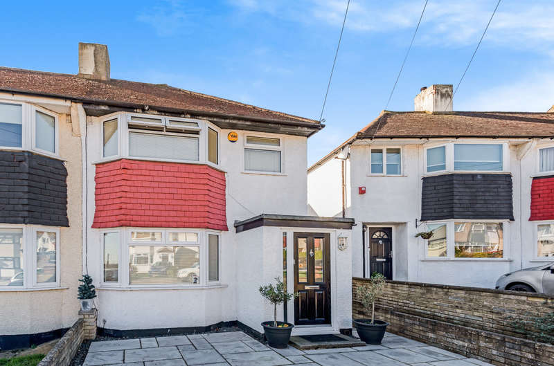 3 Bedrooms End Of Terrace House for sale in Orchard Rise West, Sidcup