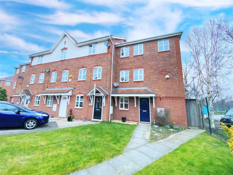 3 Bedrooms Town House for sale in Corinthian Avenue, Old Swan, Liverpool