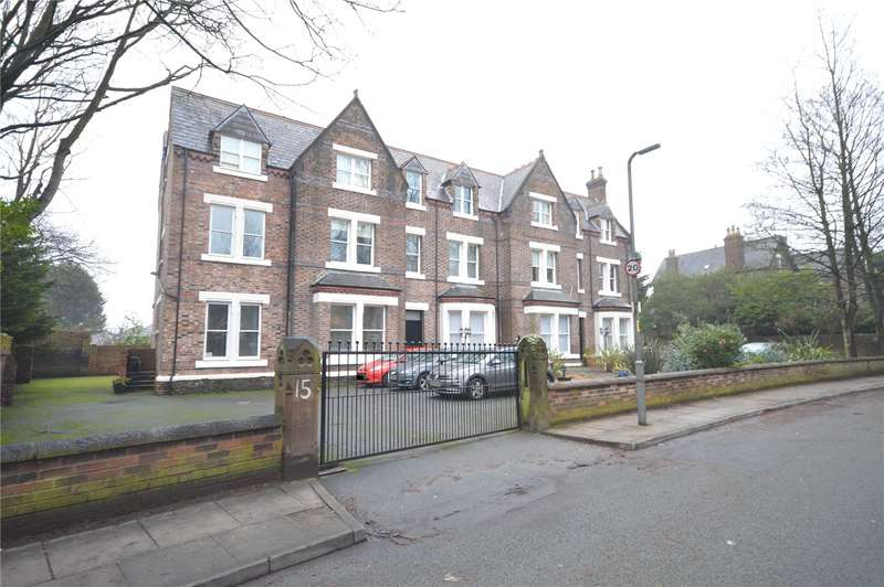 2 Bedrooms Apartment Flat for sale in Elmsley Road, Mossley Hill, Liverpool, L18