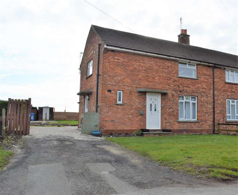 3 Bedrooms Semi Detached House for sale in Wold View, Owmby
