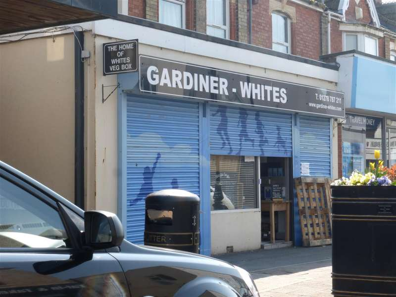 Shop Commercial for sale in High Street, Burnham-On-Sea
