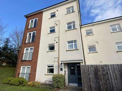 2 Bedrooms Flat for sale in Thursby Walk, Exeter, Devon