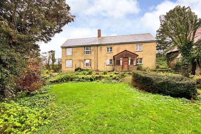 5 Bedrooms Detached House for sale in Bickleigh, Tiverton