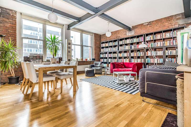 2 Bedrooms Apartment Flat for sale in Church Street, Manchester, M4