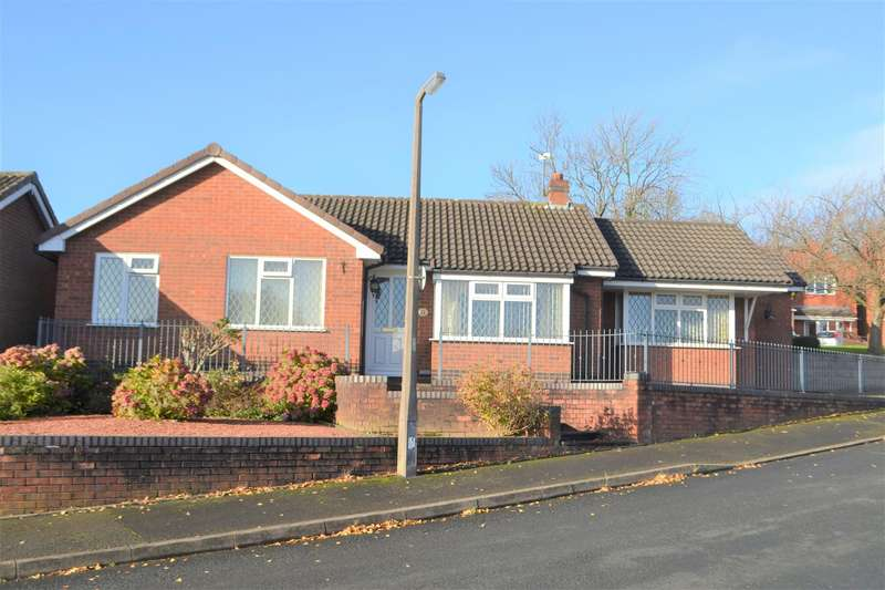 2 Bedrooms Detached Bungalow for sale in Stoney Croft, Cannock