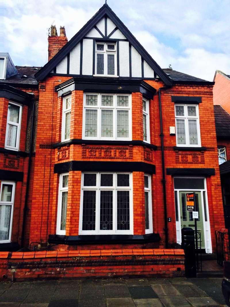 1 Bedroom House for rent in Elm Hall Drive, Allerton