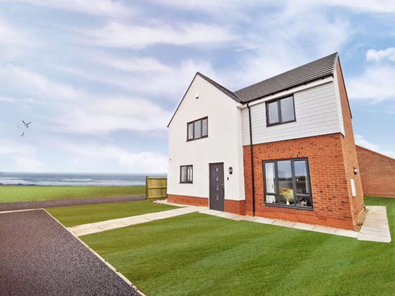 4 Bedrooms Detached House for sale in Forest Avenue (Plot 109), Hartlepool, TS24