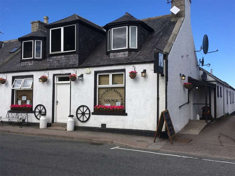 2 Bedrooms Pub Commercial for sale in Main Street, New Deer, Turriff, AB53