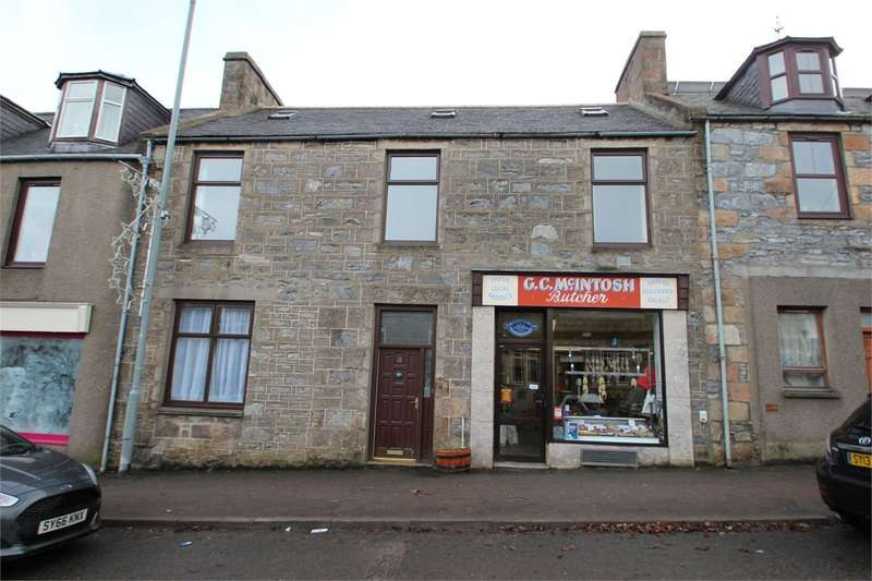 Commercial Property for sale in 11-13 Fife Street, Dufftown, Keith, AB55
