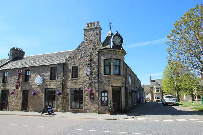 Property for sale in Clockhouse Restaurant, The Square, Tomintoul, Ballindalloch, AB37