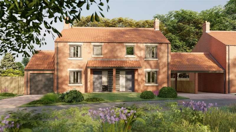 3 Bedrooms Semi Detached House for sale in Plot 2, Chapel Yard, Brawby, Malton YO17 6PY