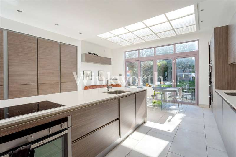 5 Bedrooms House for sale in Ashbourne Avenue, London, NW11