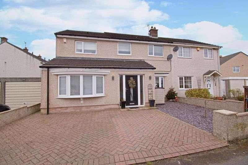 4 Bedrooms Property for sale in Border Avenue, Cleator Moor