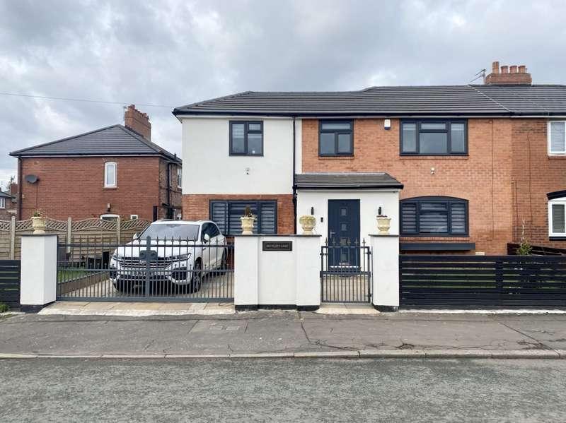 4 Bedrooms Terraced House for sale in Platt Lane, Manchester, M14