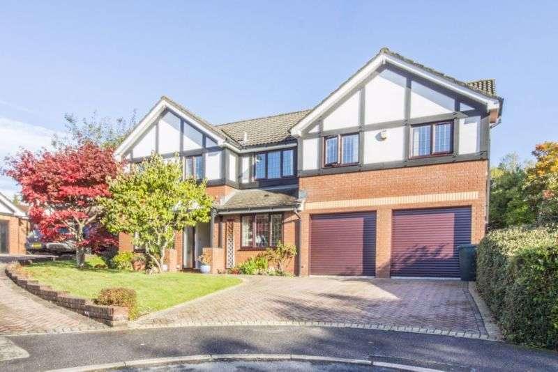 6 Bedrooms Property for sale in Tregarn Close Langstone, Newport