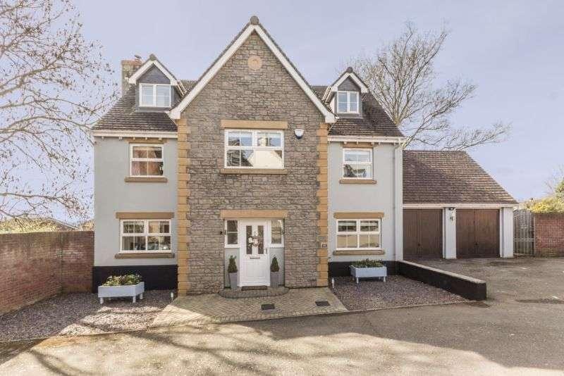 5 Bedrooms Property for sale in Bigstone Meadow Tutshill, Chepstow