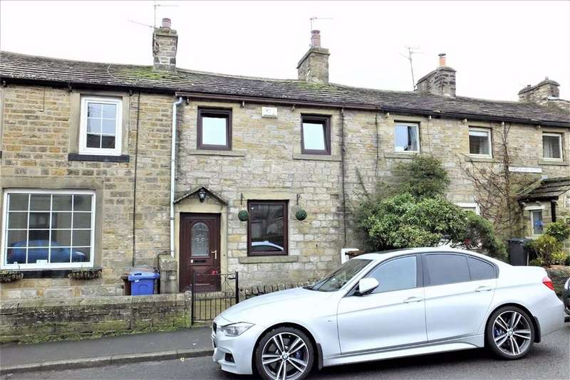 2 Bedrooms Cottage House for sale in Waterloo Road, Kelbrook, Lancashire, BB18