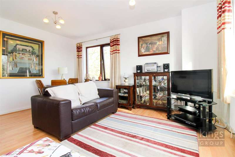 1 Bedroom Flat for sale in Alfoxton Avenue, London