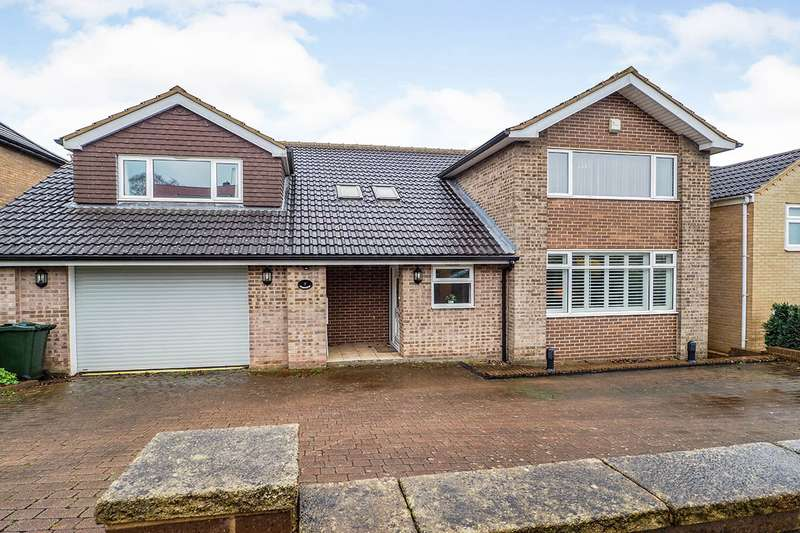 5 Bedrooms Detached House for sale in Shoreham Drive, Rotherham, South Yorkshire, S60