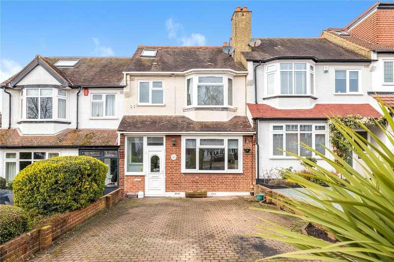 4 Bedrooms Terraced House for sale in Pickhurst Rise, Hayes, Kent, BR4