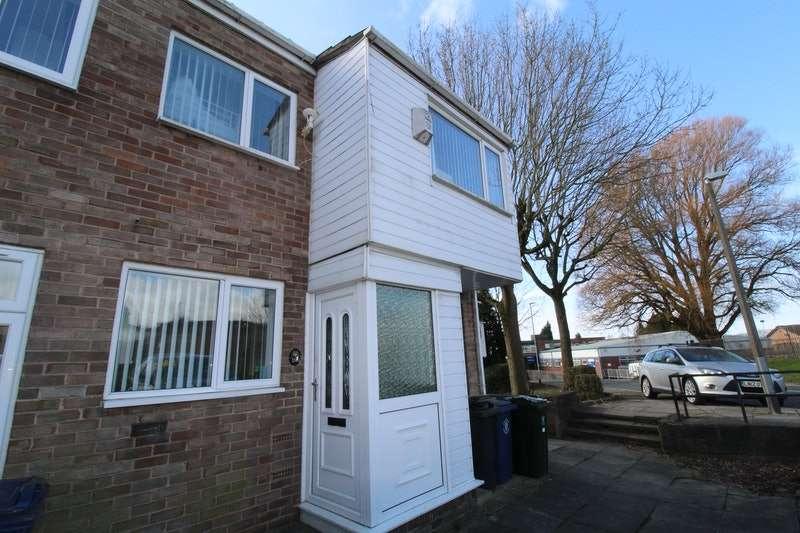 3 Bedrooms End Of Terrace House for sale in Birleywood, Skelmersdale, Lancashire, WN8
