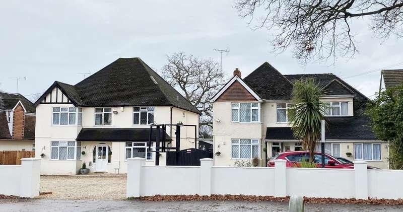 17 Bedrooms Commercial Property for sale in Elizabeth House Hotel, Wokingham Road, Bracknell, Berkshire, RG42 1PB