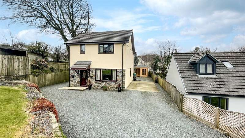 3 Bedrooms House for sale in Five Lanes, Launceston, Cornwall, PL15