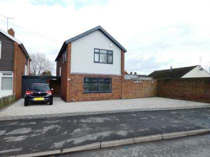 3 Bedrooms Detached House for sale in St. Georges Road, Atherstone