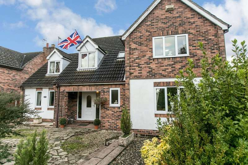 5 Bedrooms Detached House for sale in Station Road, Goole, East Yorkshire, DN14