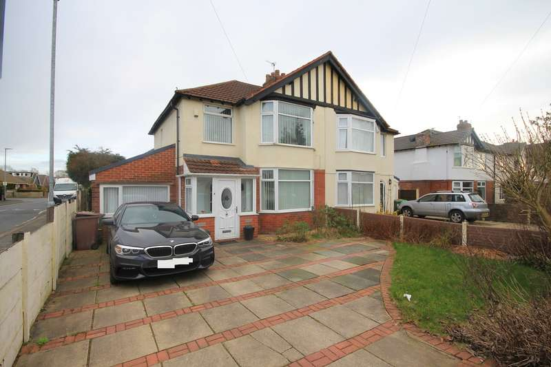 4 Bedrooms Semi Detached House for sale in Park Road South, Newton-le-Willows, WA12