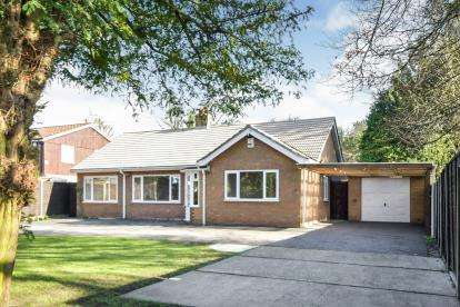 3 Bedrooms Bungalow for sale in Louth Road, Wragby, Market Rasen