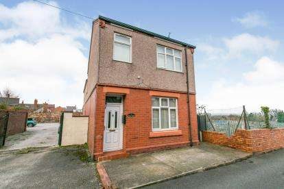 4 Bedrooms Detached House for sale in Wern Lane, Rhosllanerchrugog, Wrexham, LL14