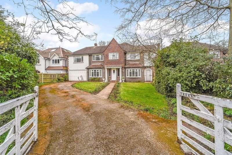 5 Bedrooms Detached House for sale in Marlborough Road, Hampton