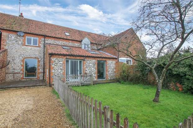 3 Bedrooms Mews House for sale in Harpley