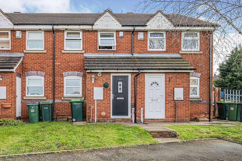 2 Bedrooms House for sale in Cornfield Place, Rowley Regis, West Midlands, B65
