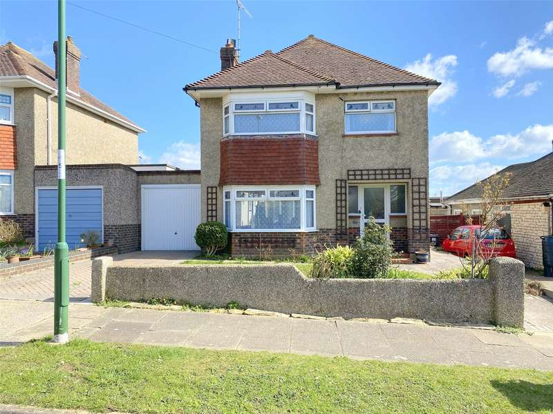 3 Bedrooms Detached House for sale in Griffiths Avenue, North Lancing, West Sussex, BN15
